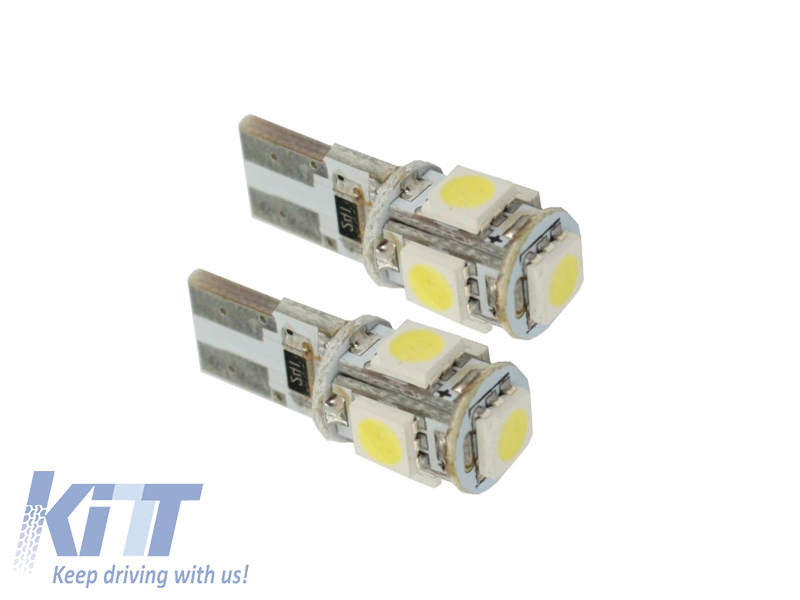 Position Lights LED 5 smd CanBus
