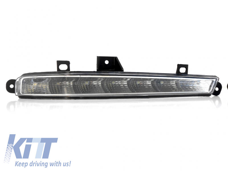 Dedicated Daytime Running Lights DRL LED Mercedes W221 S-Class AMG (2010-2013) Right Side