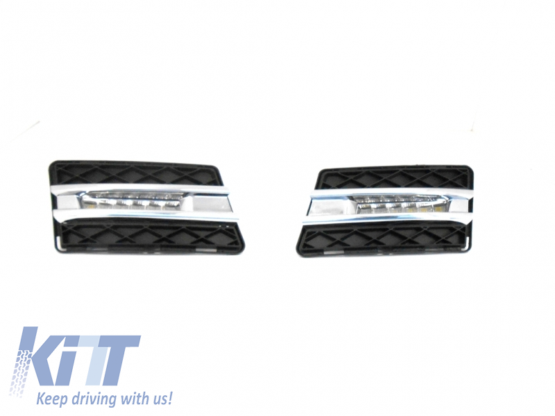 Dedicated Daytime Running Lights Mercedes X204 GLK (2008-up)