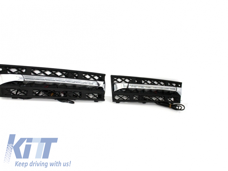 Dedicated Daytime Running Lights suitable for BMW 7 Series F01 (2008-up)