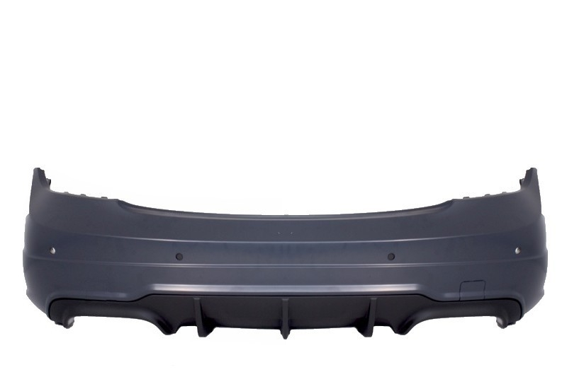 Rear Bumper Mercedes C-Class W204 (07-14) Facelift C63 AMG
