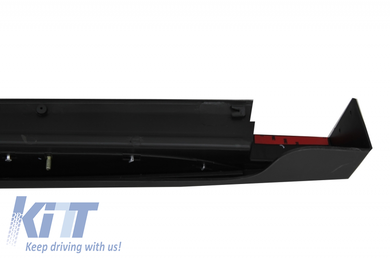 Running Boards Side Steps Hyundai Santa Fe MkIII (DM) (2013-up)