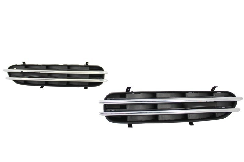 Side Vents Fender Grilles Air Ducts BMW 5 Series E60 (2003-2011) M5 Design