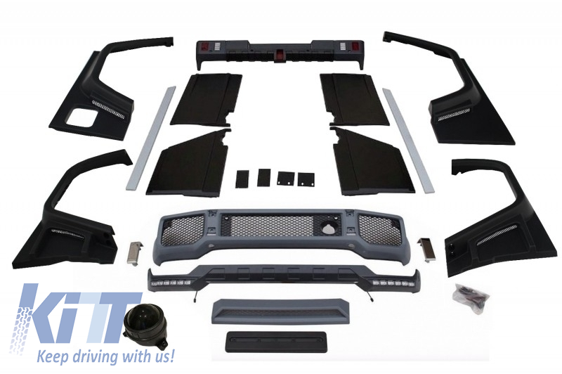 Conversion Body Kit suitable for MERCEDES Benz W463 G-Class (1989-up) G63 G65 B-Design W-Star