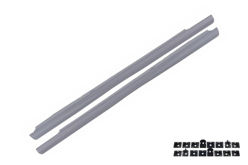 Side Skirts Mercedes S-Class W221 (05-11) AMG S65 Design Short Version