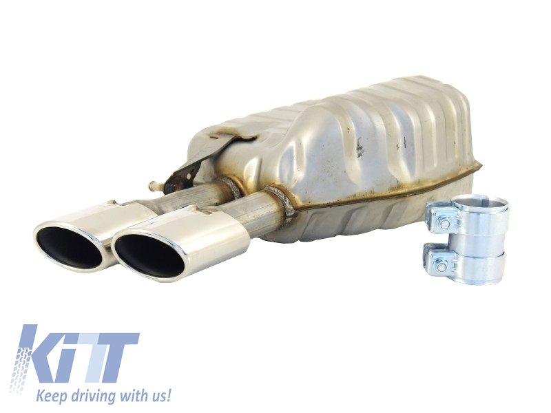 Exhaust system Audi A8