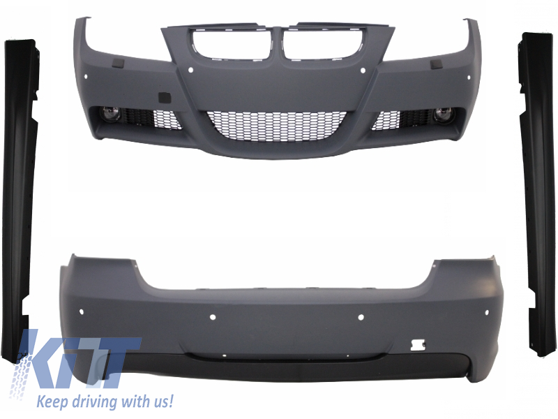 Body Kit BMW 3 Series E90 (2005-2008) M-Technik Design