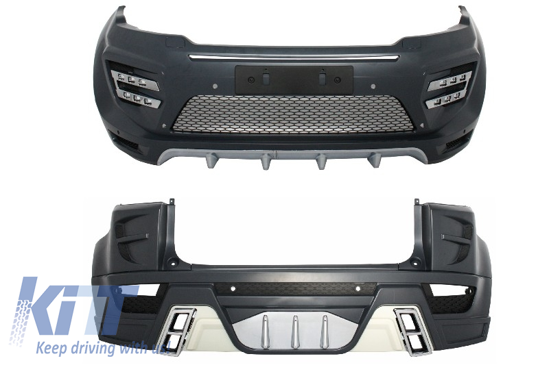 Complete Body Kit  suitable for Land ROVER Range ROVER Evoque (2011-up) L-Design
