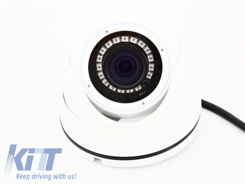 INTERIOR HD 720P DOME CAMERA 1MP CMOS