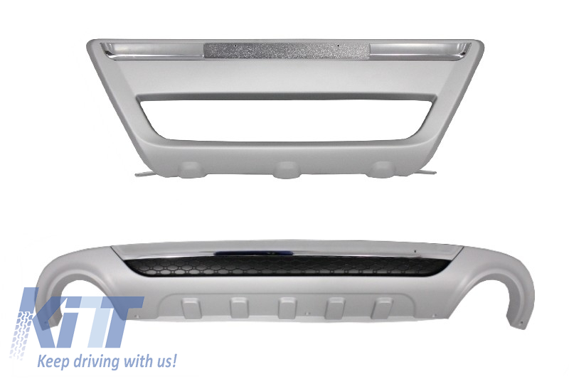 Skid Plates Off Road Volvo XC60 (2008-2013) Facelift R Design