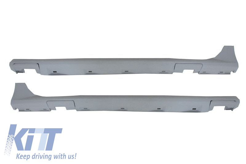 Side Skirts Audi A7 4G (2011-2014) RS7 Design High Quality Polyurethane