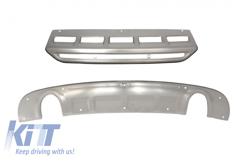 Skid Plates Off Road Audi Q5 8R Facelift (2013-2016)