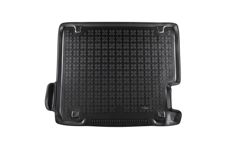 Trunk Mat Rubber Black BMW X3 (F25) 2010+