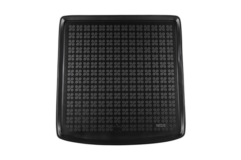 Trunk Mat Rubber Black VOLKSWAGEN Golf VII Variant 2013+