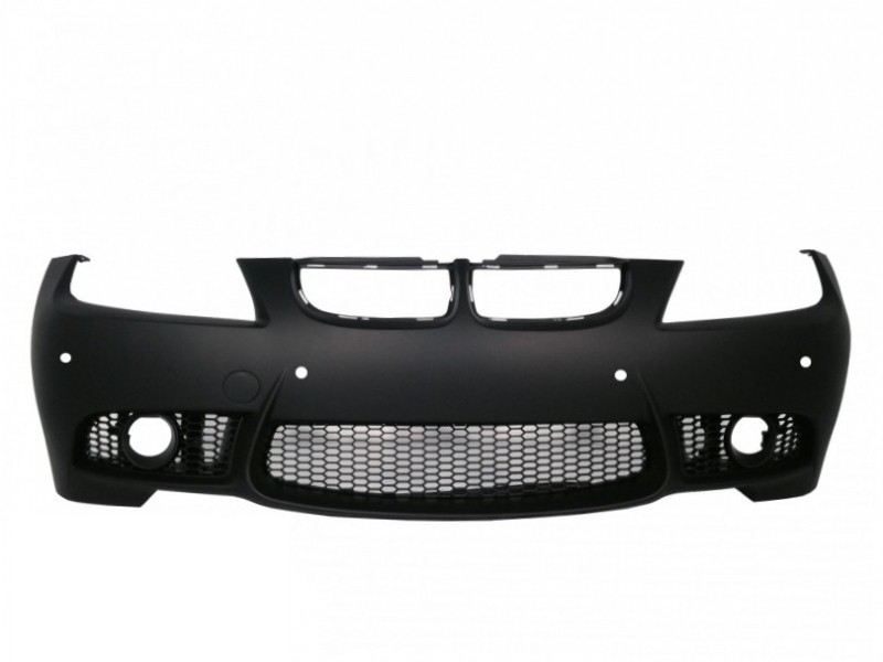 Front Bumper suitable for BMW 3 series E90 E91 Pre-LCI (2004-2008) Sedan Touring M3 Design