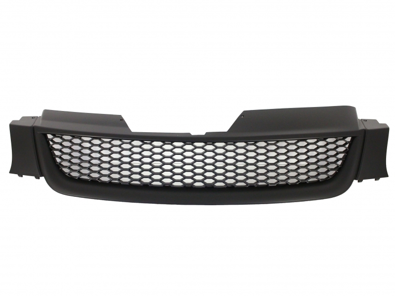 Badgeless Debadged Front Grill suitable for VW Golf 5 V (2003-2007) RS Design
