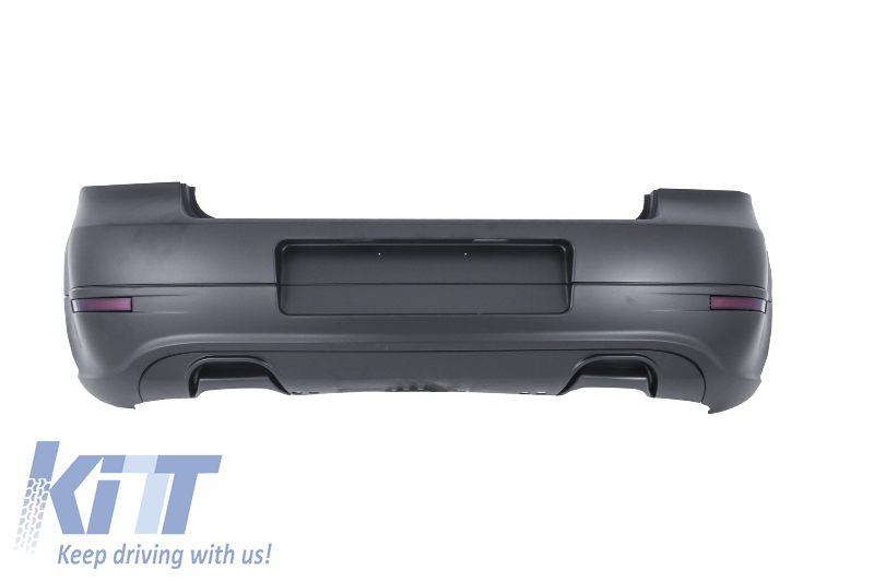 Rear Bumper Volkswagen Golf 4 IV (1997-2005) RS Look R32