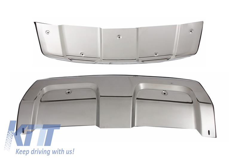 Skid Plates Sills Bumper Protection Guards Range Rover Sport (L494) (2014-up)