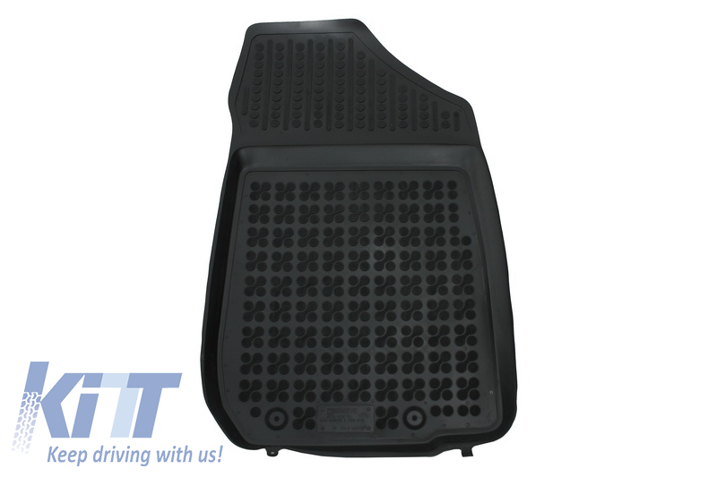 Floor Mat Black Fits To Dacia Sandero Ii 2013