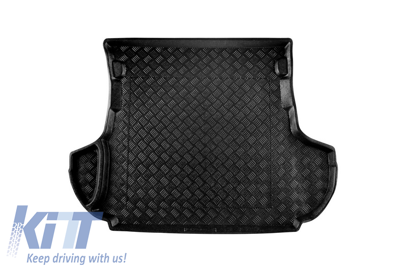 Trunk Mat without Non Slip/ CITREON C-Crosser 2007-2012;MITSUBISHI Outlander II 2006-2013;PEUGOET 4007 2008-2012