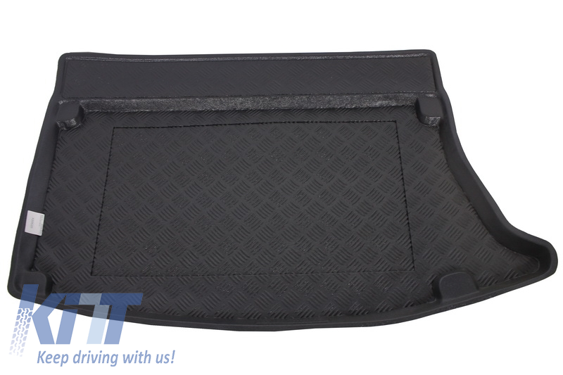 Trunk Mat without NonSlip/ HYUNDAI i30 I Hatchback 2007-2012