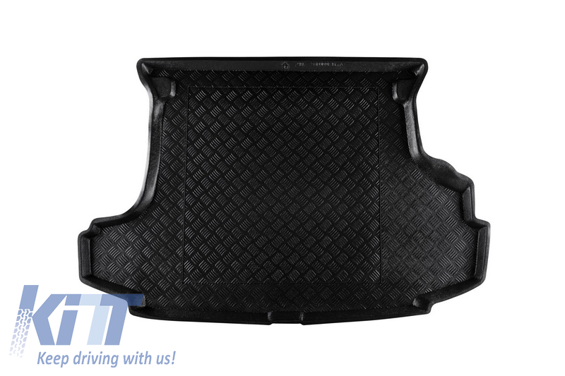 Trunk Mat without NonSlip/ NISSAN X-Trail 06/2001-08/2007