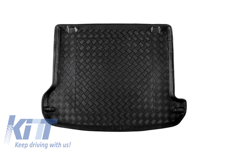 Trunk Mat without NonSlip/ suitable for OPEL Astra II G Wagon 03/1998-2009