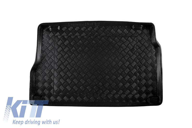Trunk Mat without NonSlip/ OPEL Meriva A 2003-2010
