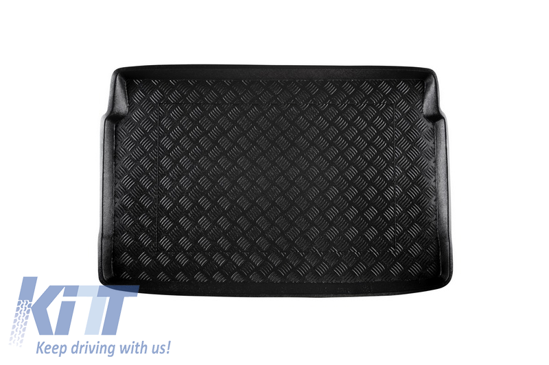 Trunk Mat without NonSlip/ PEUGEOT 207 Hatchback 2006-2014