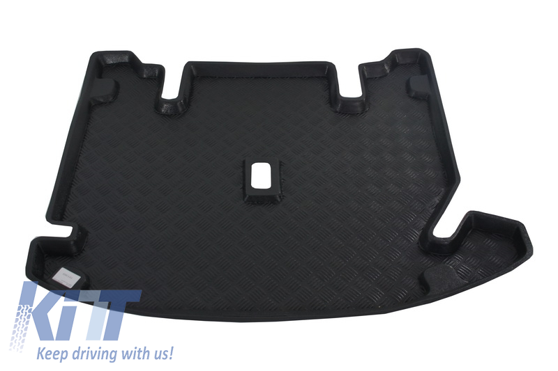 Trunk Mat without NonSlip/ RENAULT Dacia Lodgy 2012- 5 suitable for SEATs