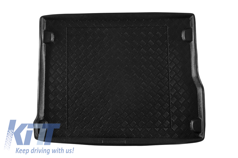 Trunk Mat without NonSlip/ RENAULT Scenic III 2009-2016
