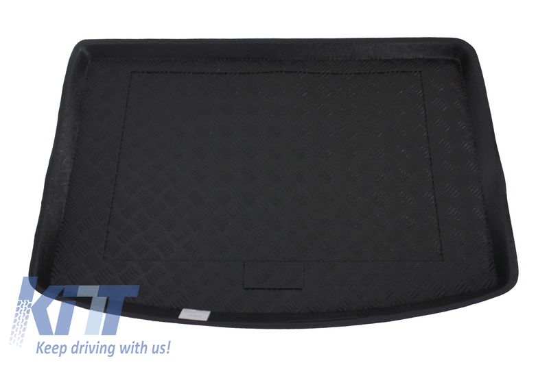 Trunk Mat without NonSlip/ SEAT Altea 2004-2015