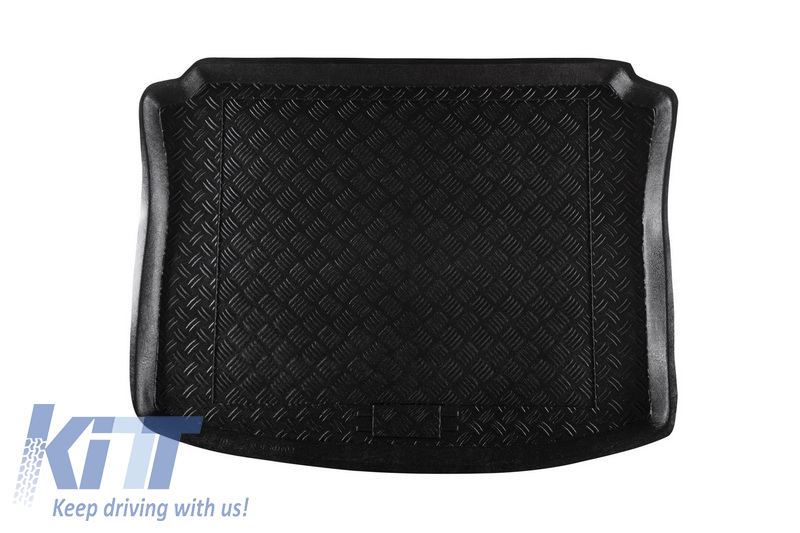 Trunk Mat without NonSlip/ SEAT Leon Hatchback 2000-2005