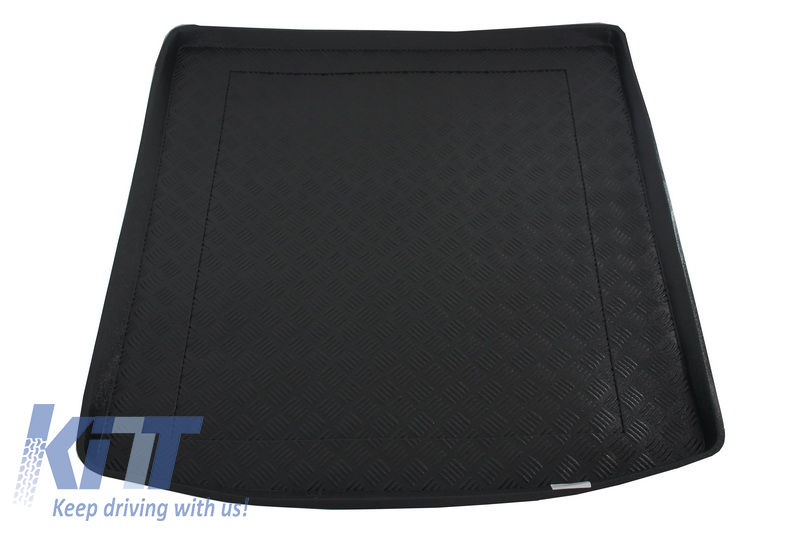 Trunk Mat without NonSlip/ SKODA Octavia I Wagon 1997-2005 (for the German market)