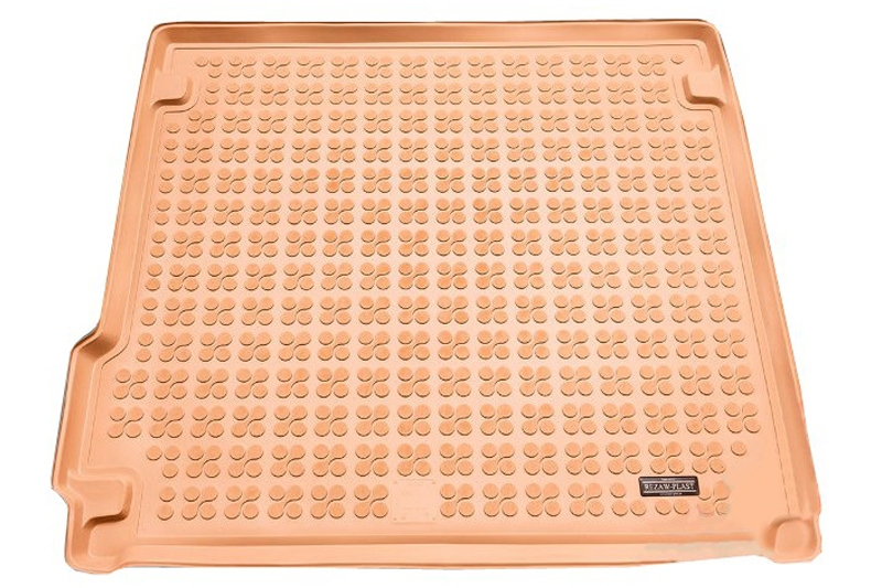 Trunk Mat beige for BMW X5 (F15) 2013-