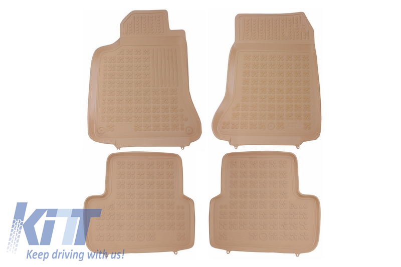 Floor mat beige fits to/ MERCEDES GLA 2013+