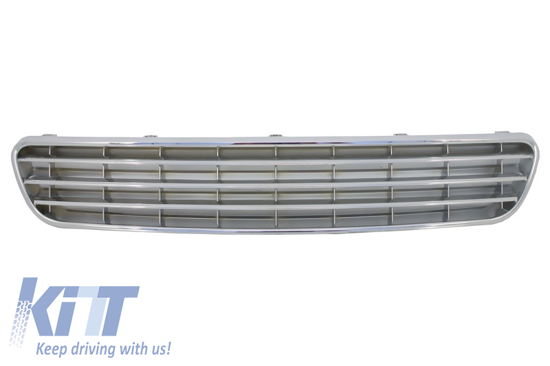 Badgeless Front Grille Central Grille Volkswagen Passat 3B B5 (1996-2001)