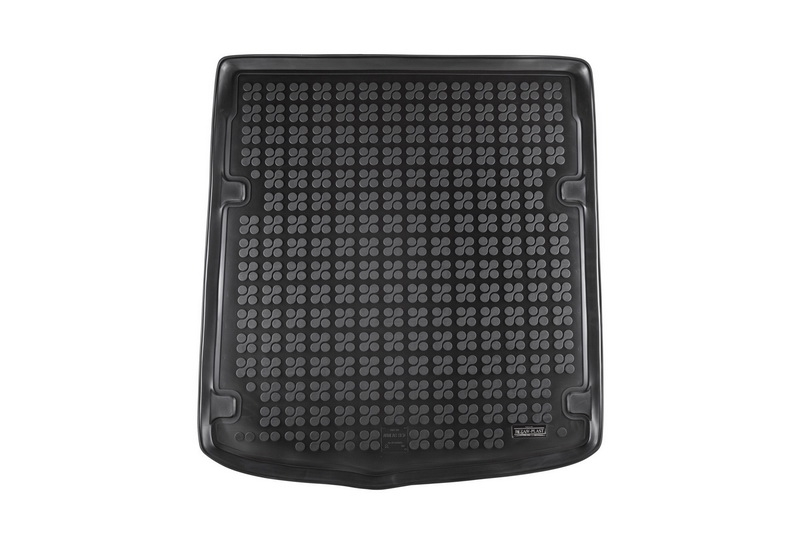 Trunk Mat Rubber Black AUDI A6 Sedan 2011+