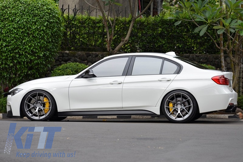 Complete Body Kit Bmw F30 2011 Up M Performance Design With Double