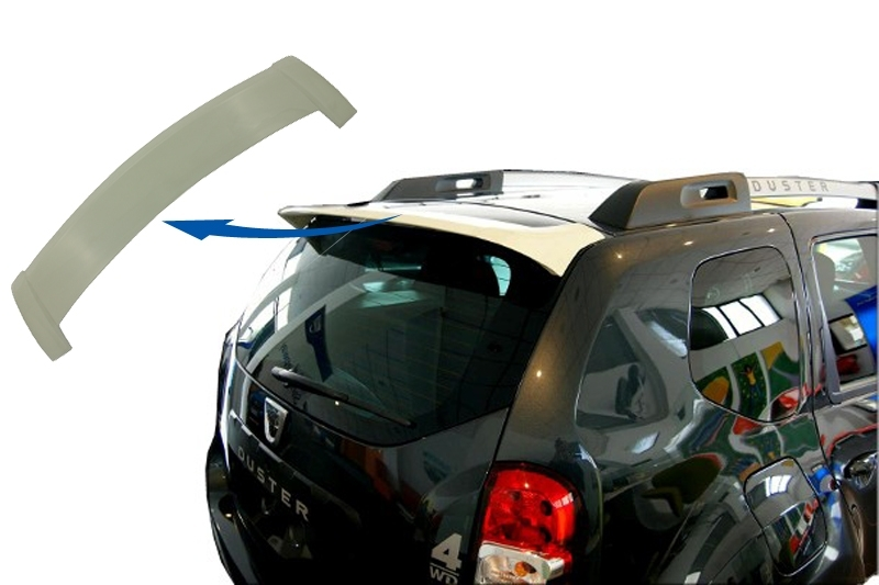 Roof Spoiler Dacia Duster 4x4 / 4x2 (2010-up)