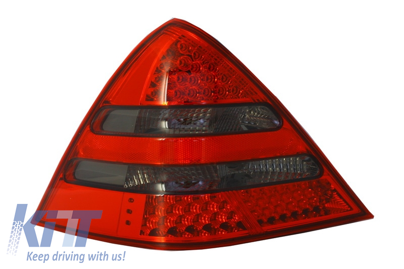 LED Taillight Replacement Mercedes Benz SLK R170 (2000-2004) Red Left Side