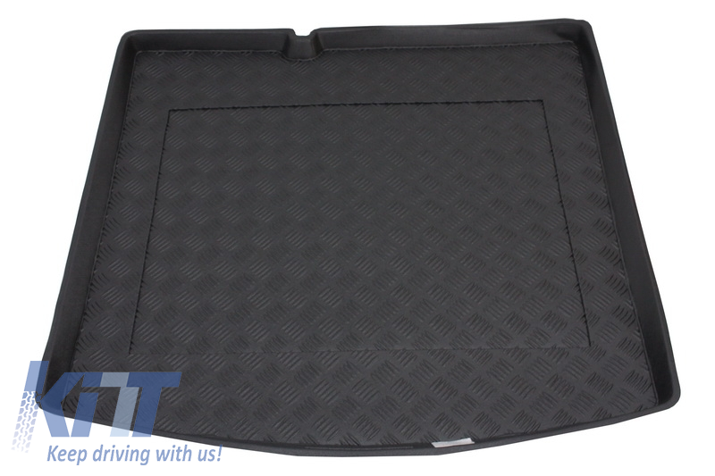Trunk Mat without NonSlip/ SKODA Fabia III Wagon 2014-