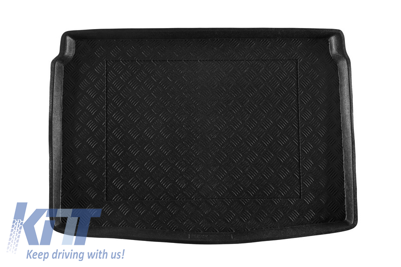 Trunk Mat without NonSlip Renault Megane Hatchback IV 2015-