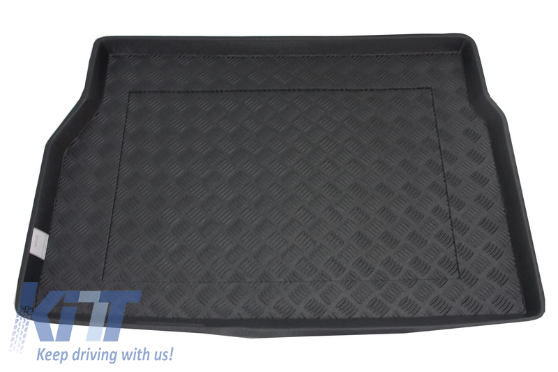 Trunk Mat without NonSlip Opel Astra III Hatchback