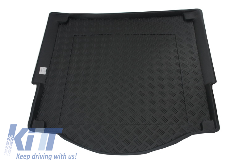 Trunk Mat without NonSlip Ford Mondeo V Wagon 2014-