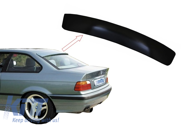 Roof Spoiler BMW 3 Series E36 Coupe (1990-1998) 2 Doors