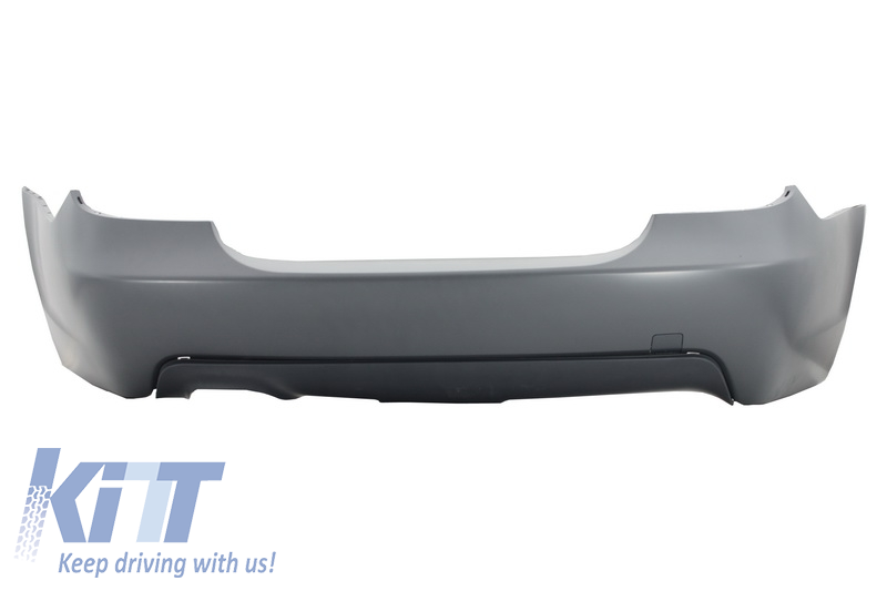 Rear Bumper BMW 5 Series E60 (2003-2010) M-Technik Design