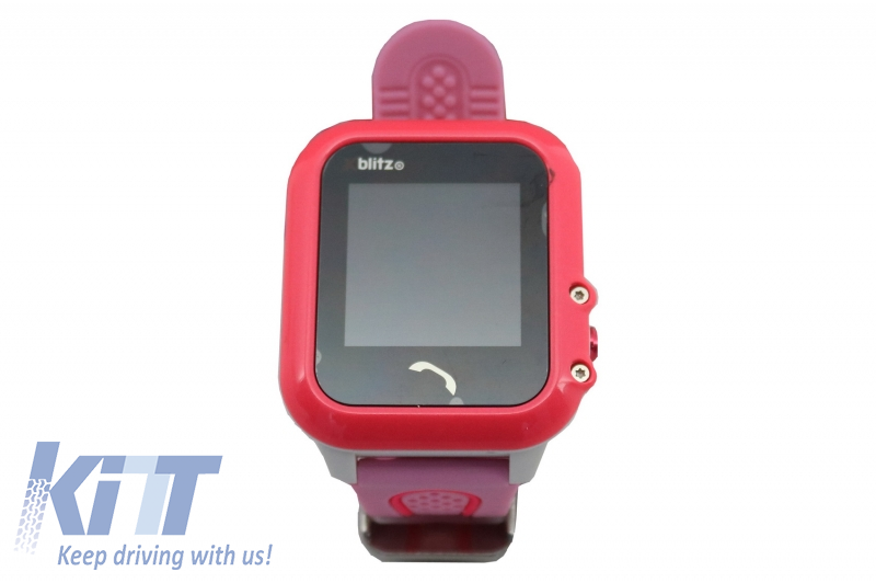 Xblitz Kids Watch With GPS Find Me SMARTWATCH Pink