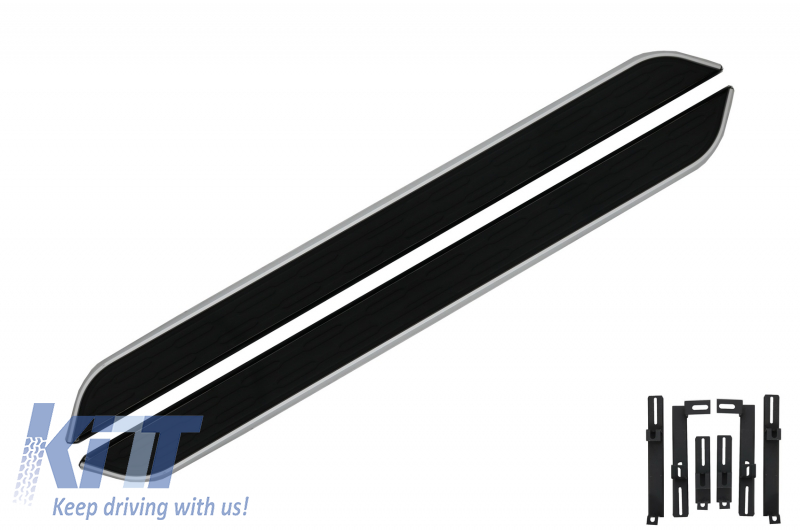 Running Boards Side Steps suitable for MAZDA CX-5 KF (2017-Up)