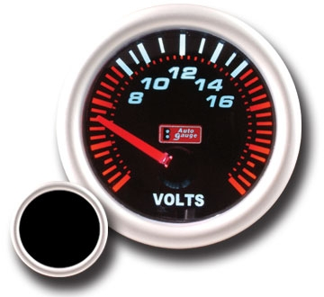 Electronic gauge VOLTS